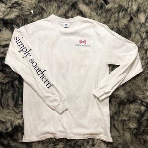 Simply Southern Pig Long Sleeve